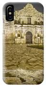 Alamo Reflection IPhone Case