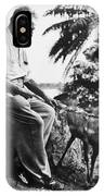 Albert Schweitzer IPhone Case