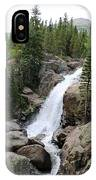 Alberta Falls 02 IPhone Case