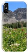 Albion Summer Flowers IPhone Case