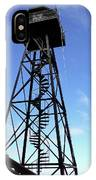 Alcatraz Guard Tower - San Francisco IPhone Case