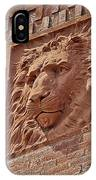 Alcazar Lion IPhone Case