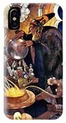 Alchemist 1912 IPhone Case
