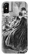 Alcott: Little Women IPhone Case