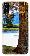 Alder Lake In The Fall IPhone Case