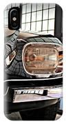 Alfa Romeo In Black IPhone Case