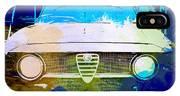 Alfa Romeo Watercolor IPhone Case