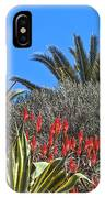 Algarve Plants IPhone Case