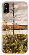 Algonquin Autumn IPhone Case