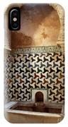 Alhambra Palace Baths IPhone Case