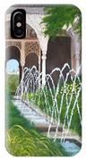 Alhambra Palace IPhone Case