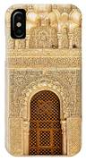 Alhambra - The Window IPhone Case