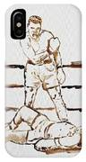 Ali Knockout IPhone Case