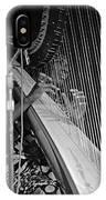 Alice Coltrane On Harp IPhone Case