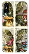 Alice Of Wonderland Series IPhone Case