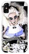 Alice1 IPhone Case