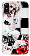 Alice2 IPhone Case