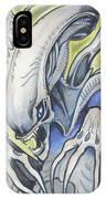 Alien Movie Creature IPhone Case