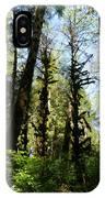 Alien Trees IPhone Case