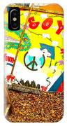 All Art Has Its Day In The Sun And In The Shadows IPhone Case