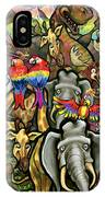 All Creatures Great Small IPhone Case