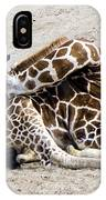 All Folded Up IPhone Case