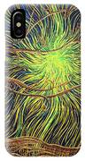 All Is Woven By The Light IPhone Case