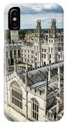 All Souls College - Oxford University IPhone Case