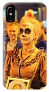 All Souls Procession Tucson 3 IPhone Case