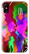 All That Jazz IPhone Case