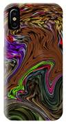 All The Colors Of A Dream Within A Dream  IPhone Case