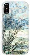 All The Leaves Have Gone IPhone Case