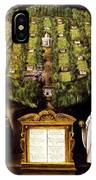 Allegory Of Camaldolese Order 1600 IPhone Case