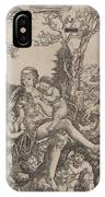 Allegory Of Mother Earth IPhone Case