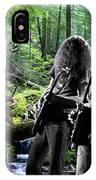 Allen And Steve Jam With Friends On Mt. Spokane IPhone Case