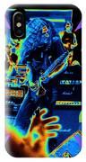 Allen Cosmic Free Bird Oakland 1 IPhone Case