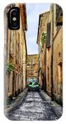 Alley In Avignon IPhone Case