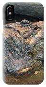 Crocodile Time  IPhone Case