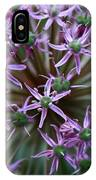 Allium Macro IPhone Case