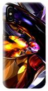 Alluring Grace Abstract IPhone Case