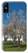 Almond Tree Cottage IPhone Case