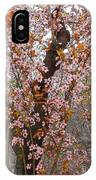 Almond Tree Flowers 05 IPhone Case