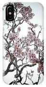 Almond Tree In Flower IPhone Case