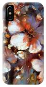 Almonds Blossom  3 IPhone Case