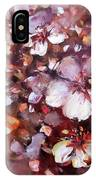 Almonds Blossom  7 IPhone Case
