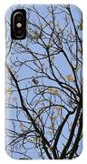 Almost Bare With Bird I IPhone Case