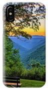 Almost Heaven - West Virginia 3 IPhone Case