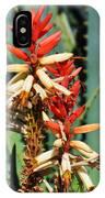 Aloe Bloom Desert Garden IPhone Case