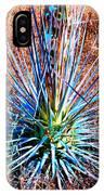 Aloe Vera In Meadow IPhone Case