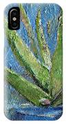 Aloe Vera IPhone Case